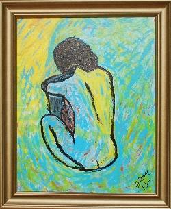 Desnudo estilo Picasso
