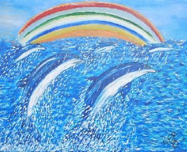 Delfines del Caribe